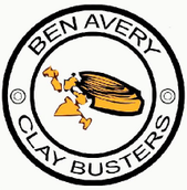 Ben Avery Clay Busters Logo
